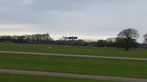 Na 8 jaar aan restauratie maakt de PH-NCE zijn eerste vlucht.