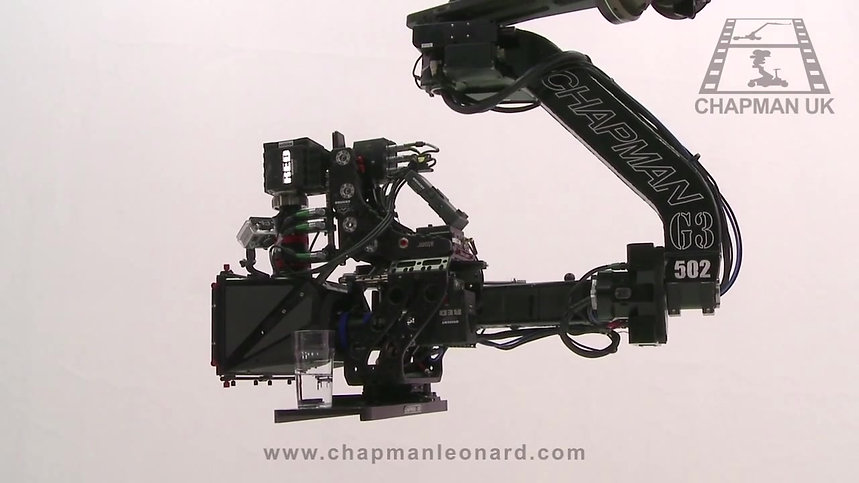 HYDRASCOPE Telescopic Camera Crane, Chapman UK