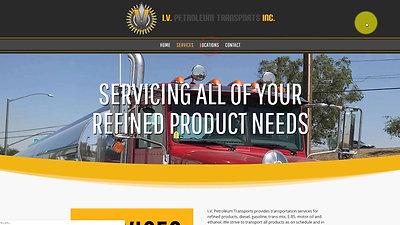 I.V. Petroleum Website