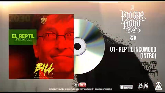 INTRO / ALBUM REPTIL INCOMODO