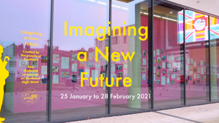 'Imagining A New Future' 2021