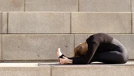 Yoga s blokmi  - život bez :)