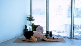 Relax yin yoga