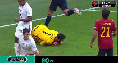 SPAIN vs FRANCE   Final UEFA Nations League 2021