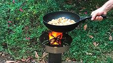 ספיטפייר - לבשל על עץ פשוט