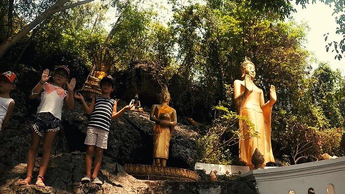 THAILANDE / LAOS - THE MOVIE