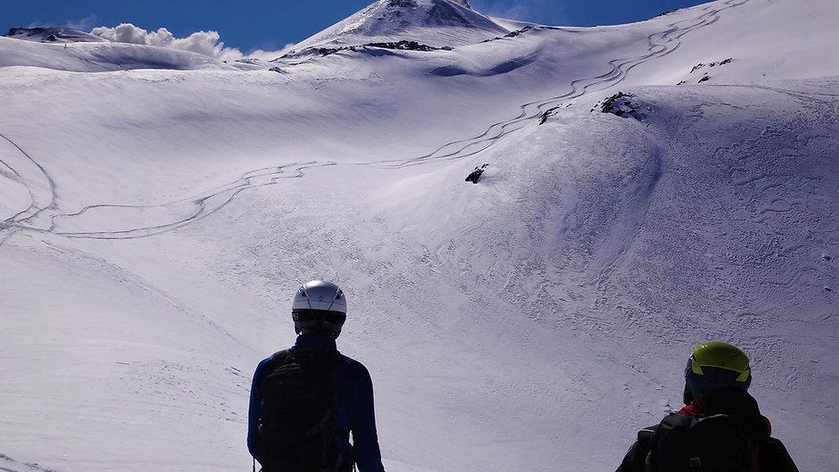 Chile - Nevados de Chillan Video's