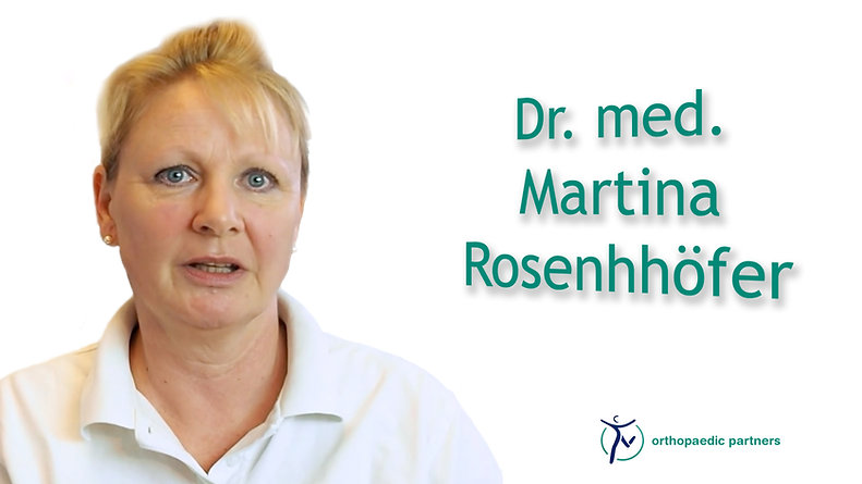 Dr. med. Martina Rosenhofer
