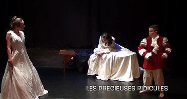 Ecole de théâtre Les Précieuses ridicules 2