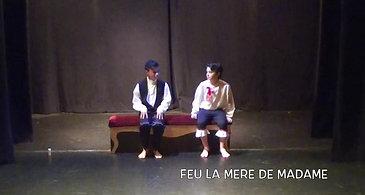 Ecole de théâtre Feu la mère de Madame 2