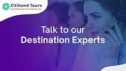 Citibond tours video 2021