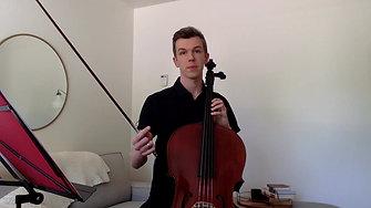 SC Regional Orchestra - 6/8 cello scales