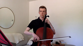 SC Region Orchestra - 11/12 cello excerpt 1