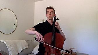 SC Region Orchestra - 9/10 cello excerpt 1