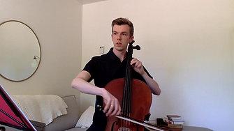 SC Region Orchestra - 11/12 cello excerpt 2