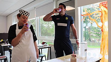 Cedars Smoothie Competition
