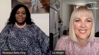 WHEN WOMEN PRAY   Reverend Betty King and Liz Wright
