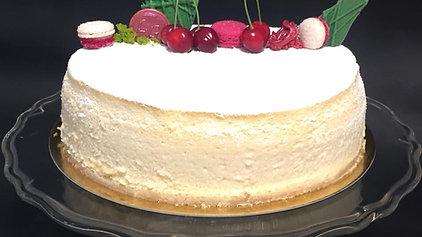 הכנת עוגת גבינה אפוייה