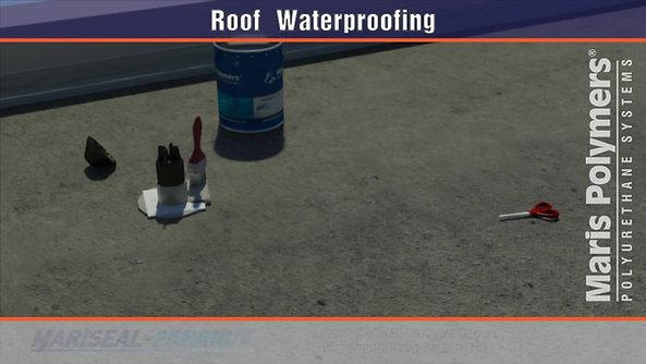 Hydroizolace střechy    Mariseal Aqua