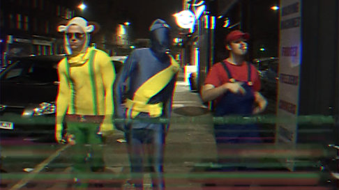 Ordure - Lost Edge Music Video