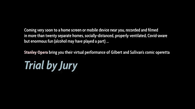 Trial by Jury: Trailer