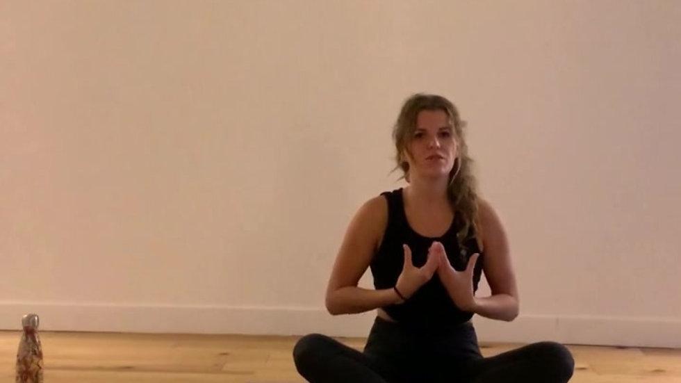 Le Yoga Vinyasa Chakras (1)