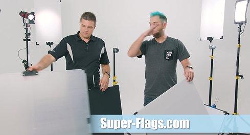 Super Flag Announce video V02