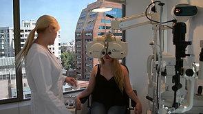 Consulta Oftalmológica- receta de Lentes Opticos