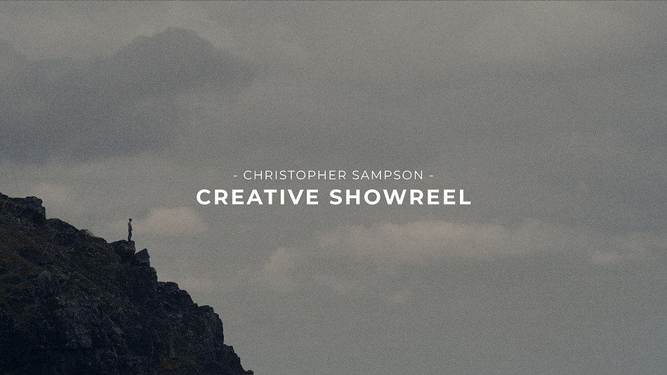 Christopher Sampson: Creative Showreel 2019
