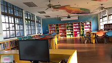 學甲國小圖書館
