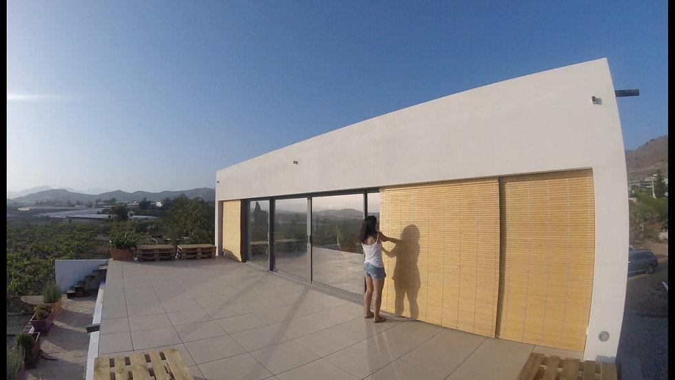apertura persianas:ventanas