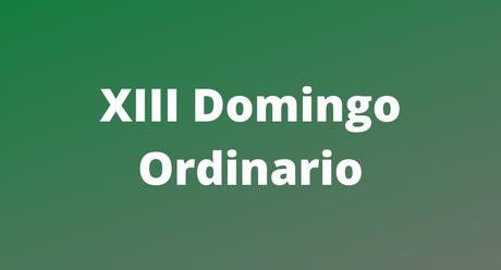 XIII Domingo Ordinario- St Francis of Assisi Castle Rock, CO
