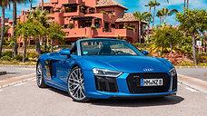 Audi r8 v10 - Different Visual