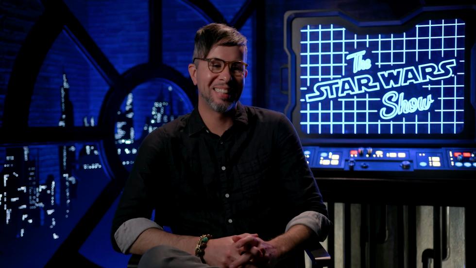 RBP Star Wars Show Interview