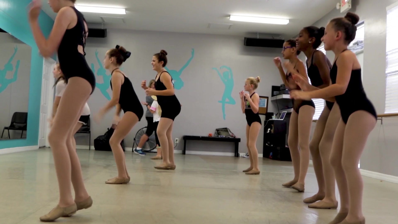 Dance Dimensions of SWFL Video
