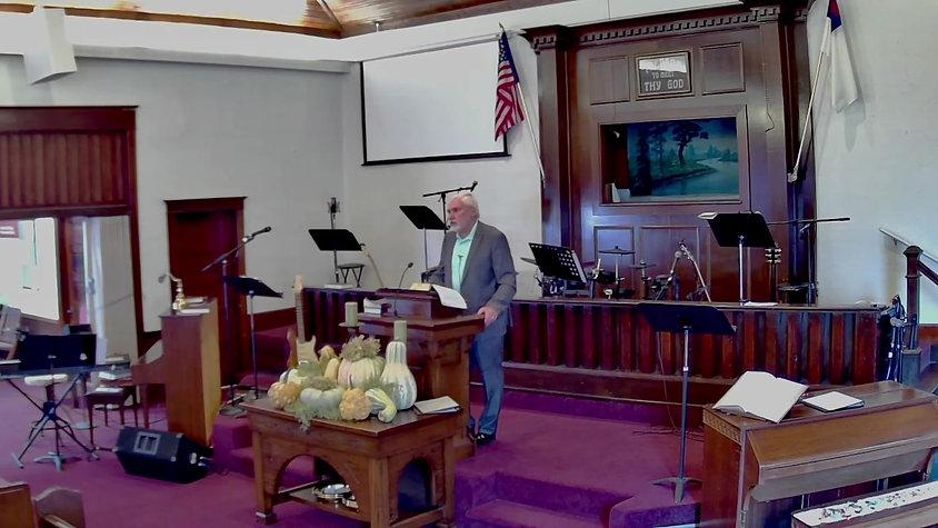 Sunday Morning Service - October 10, 2021
