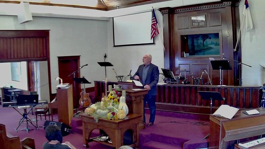 Sunday Morning Service - October 17, 2021
