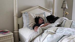 Adam & Eve Make Up Blanket