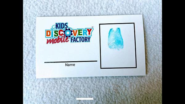 Fingerprint Exploration