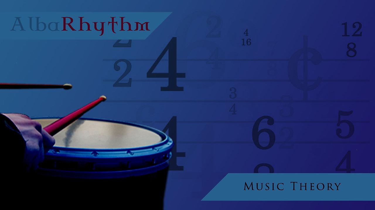 Music Theory - Level 1 - The Basics of Rhythm