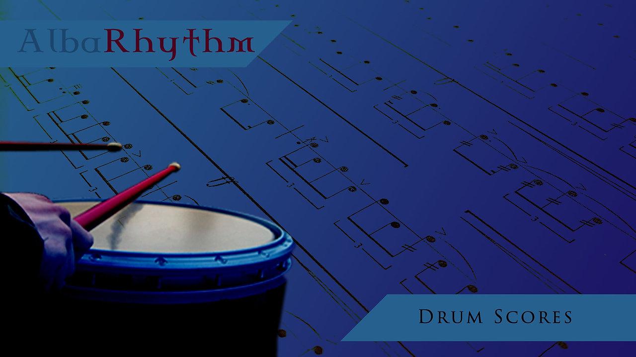 Level 1 - Drum Scores