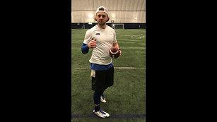 Quarterback Fundamentals #1