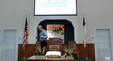 Church Service June 28th