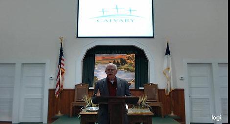 Bill Scott's Sunday School