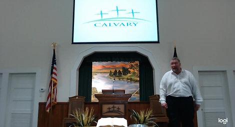 Sunday Morning Revival Service