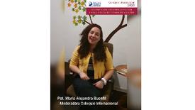 Moderadora Pst. Mariale Buenfil