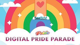 Digtial Pride Parade 2021