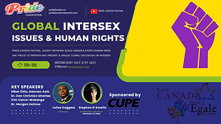 Global Intersex Issues and Human Rights