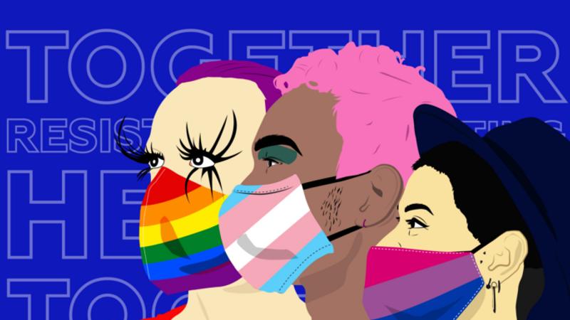 Pride London IDAHOT 2021 feat Mayson Fulk and more