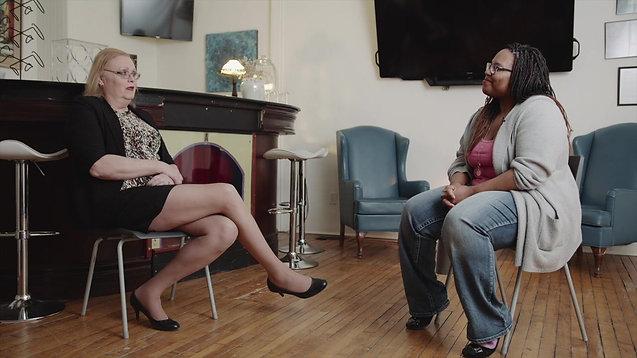 Pride London Let's Talk Trans Amanda Pearson